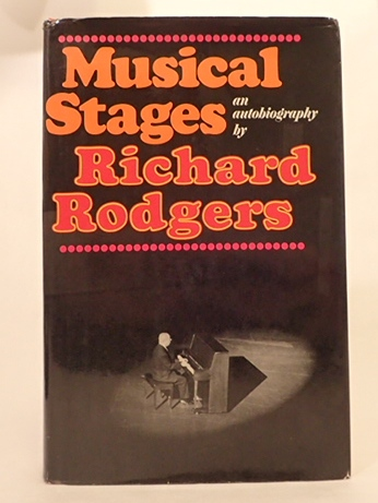 MUSICAL STAGES. Richard Rodgers, Agnes deMille.