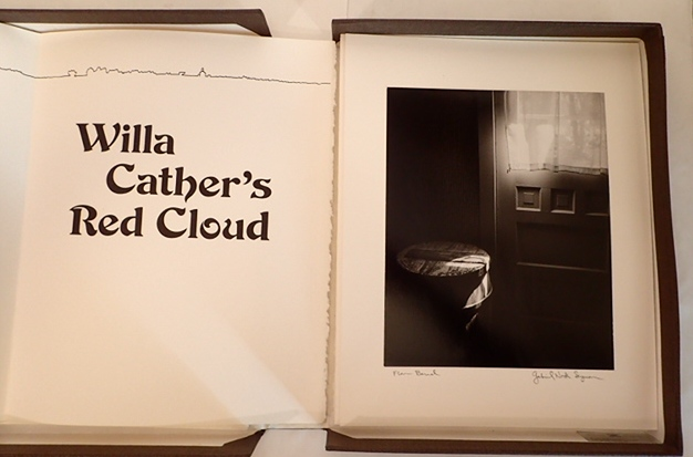 WILLA CATHER'S RED CLOUD. Willa Cather.