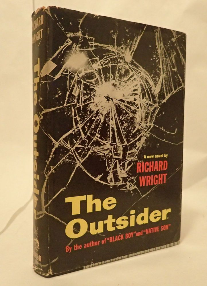 THE OUTSIDER. Richard Wright.