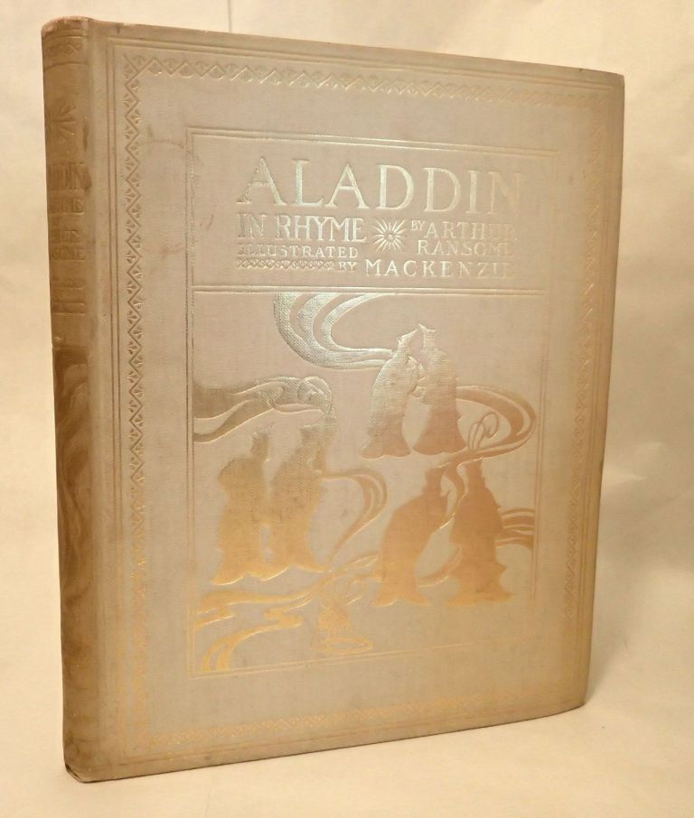 Aladdin and His Wonderful Lamp. In Rhyme. Arthur RANSOME.