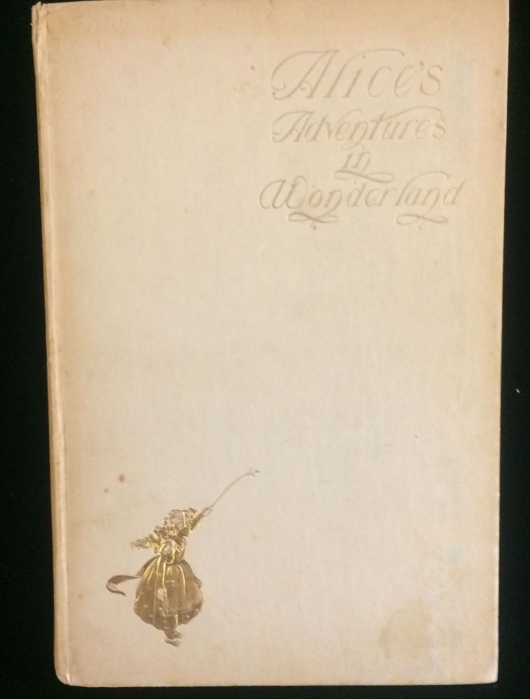Alice's Adventures in Wonderland. Lewis. Newell Carroll, E. S., Martin, Peter, illustrations.