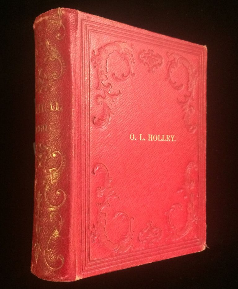 THE LEGISLATIVE MANUAL OF THE STATE OF NEW YORK, FOR 1860. Oliver Luther Holley.