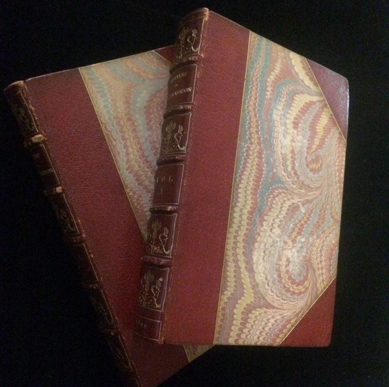 The letters of Robert Louis Stevenson to his family and friends (2 vols). Sidney Colvin, Robert Louis Stevenson.