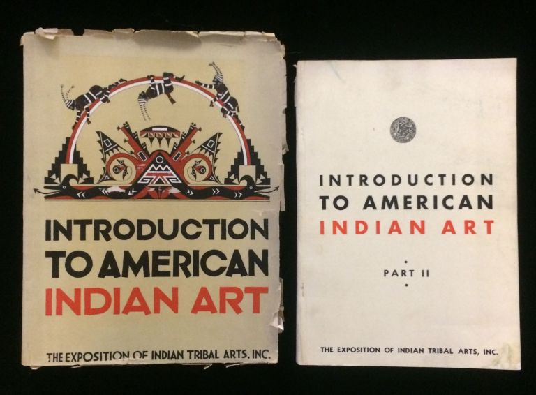 Introduction to American Indian Art. Part I and II (2 volumes). Frederick Webb . Spinden Hodge, Herbert J., Oliver La Farge, editorial board.