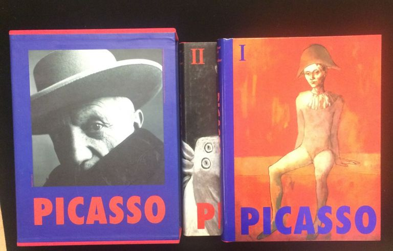 Pablo Picasso 1881 - 1973 - Volume I 1890 - 1936 Volume II 1937 - 1973. Pablo . Ingo F. Walther Picasso, Carsten Peter Warncke, art of.