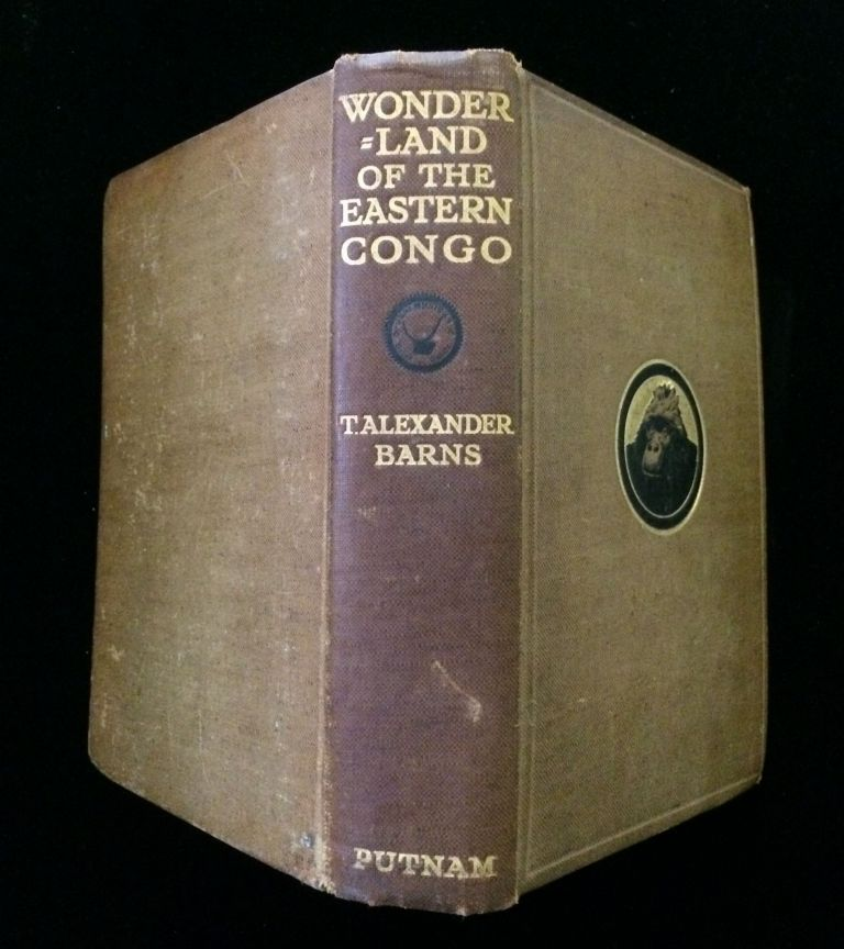 WONDERLAND OF THE EASTERN CONGO; The Region of the Snow-Crowned Volcanoes the Pygmies the Giant Gorilla and the Okapi. With an introduction by Sir H.H. Johnston. Sir Harry Barns T. Alexander. Johnston.