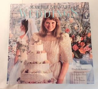 WEDDINGS. Martha Stewart.