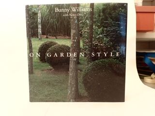 Bunny Williams On Garden Style. Bunny Williams, Nancy Drew.