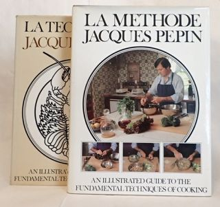 LA TECHNIQUE (and) LA METHODE. Jacques Peprin.
