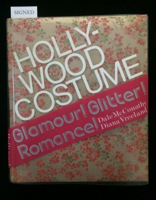 HOLLYWOOD COSTUME. GLAMOUR! GLITTER! ROMANCE!