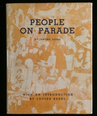 PEOPLE ON PARADE. Jerome Zerbe