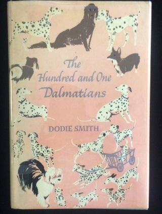 THE HUNDRED AND ONE DALMATIONS. Dodie Smith