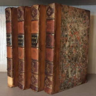 TRAVELS IN NEW-ENGLAND AND NEW-YORK (4 volumes). Timothy Dwight