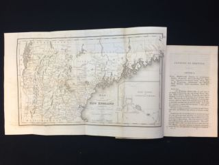 TRAVELS IN NEW-ENGLAND AND NEW-YORK (4 volumes)