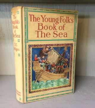 Young Folk's Book of the Sea