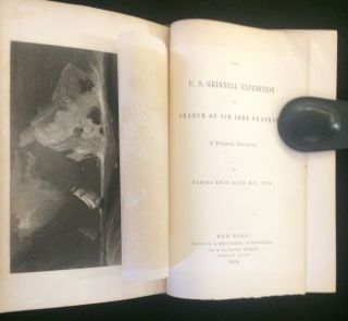 The U.S.S. Grinnell's Expedition in Search of Sir John Franklin
