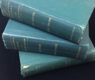 MEDICAL AND SURGICAL HISTORY OF THE WAR OF THE REBELLION 1861 -1865. (6 volume set, complete)