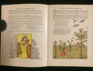The Singing Circle A Picture Book of Action Songs Other Songs and Dances