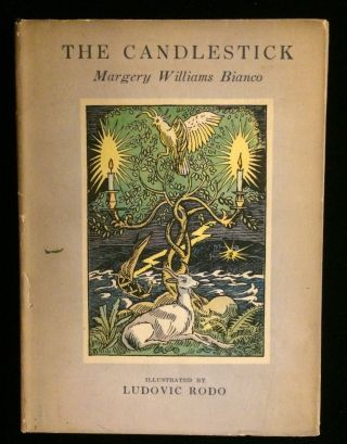 THE CANDLESTICK. Margery Williams. Rodo Bianco, Ludovic