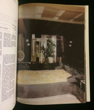 ITALY'S BEST (Furniture Catalog 1974)