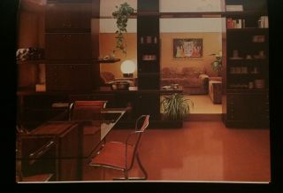 ITALY'S BEST (Furniture Catalog 1975)