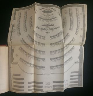 THE LEGISLATIVE MANUAL OF THE STATE OF NEW YORK, FOR 1860