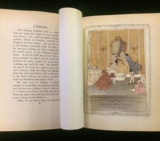 THE SLEEPING BEAUTY and other fairy tales From the Old French retold by A.T. Quiller-Couch