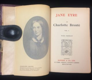 Novels of the Sisters Bronte. The Thornton Edition. (12 volumes, complete) (Jane Eyre, etc)