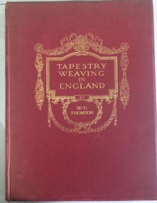 TAPESTRY BOOK COLLECTION PLUS UNPUBLISHED MANUSCRIPT. Adolph Cavallo