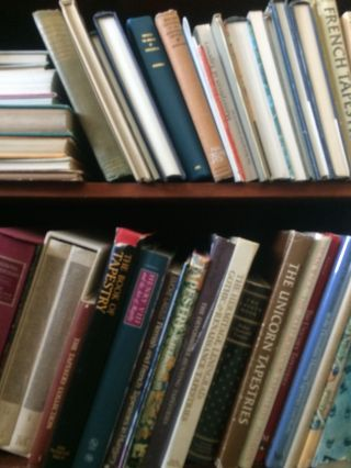 TAPESTRY BOOK COLLECTION PLUS UNPUBLISHED MANUSCRIPT