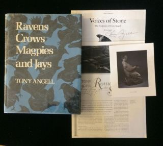 RAVENS CROWS MAGPIES AND JAYS. Tony Angell