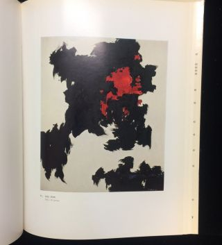 Clyfford Still Thirty-three Paintings in the ALBRIGHT-KNOX ART GALLERY. Clyfford Still, paintings of