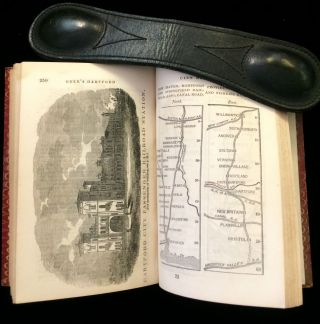 GEER'S HARTFORD CITY DIRECTORY FOR 1854-5: CONTAINING EVERY KIND OF VALUABLE INFORMATION FOR...